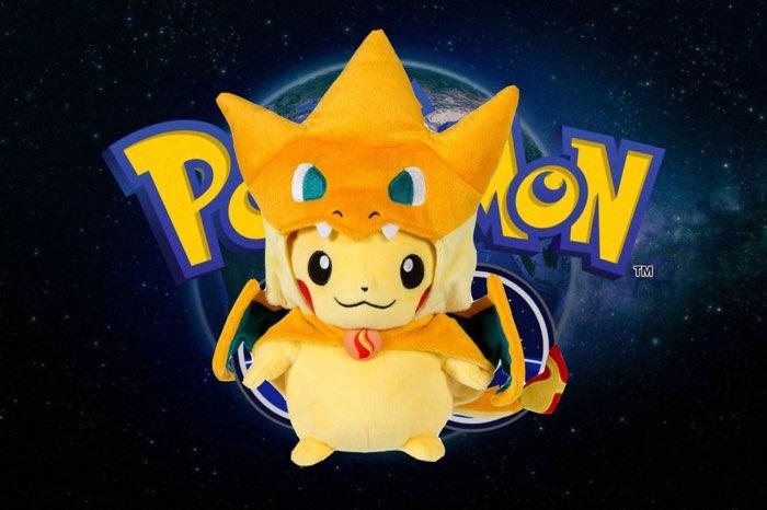 Pokemon Go kostuum