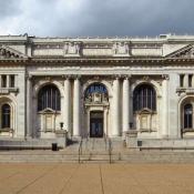 Het Carnegie Library gebouw in Washington