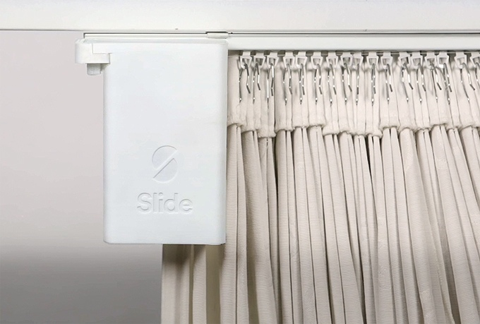 Slide, Nederlandse Kickstarter wil gordijnen automatiseren
