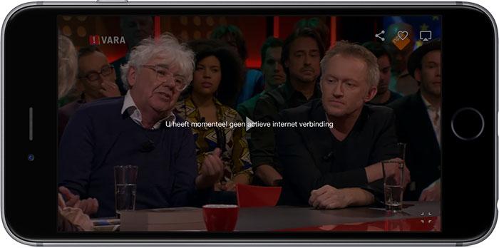 NPO offline kijken