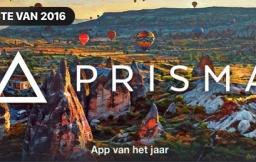 Prisma beste app van 2016