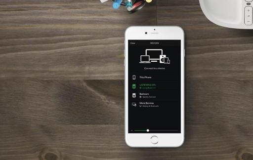 Sonos 7.0 met Spotify