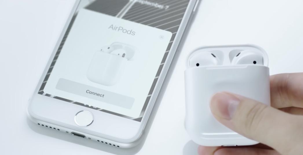 AirPods koppelen met je iPhone.