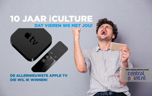 iCulture winactie: Apple TV