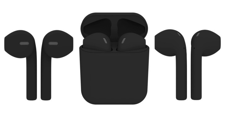 BlackPods zwarte AirPods