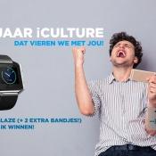 iCulture winactie: Fitbit Blaze