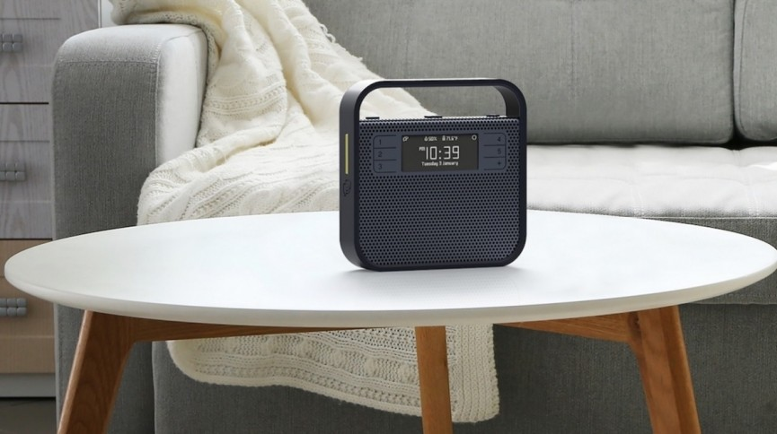 Radio met Alexa