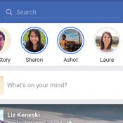 Facebook Stories verdwijnen na 24 uur, net als bij Snapchat