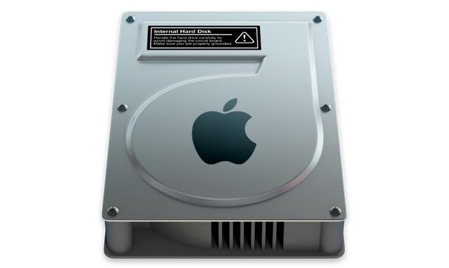 macOS harddisk