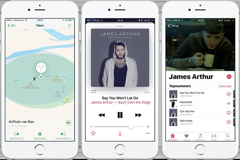 Vernieuwingen iOS 10.3 beta 1