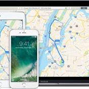 'Ov-routes in Apple Kaarten binnenkort ook in Nederland'