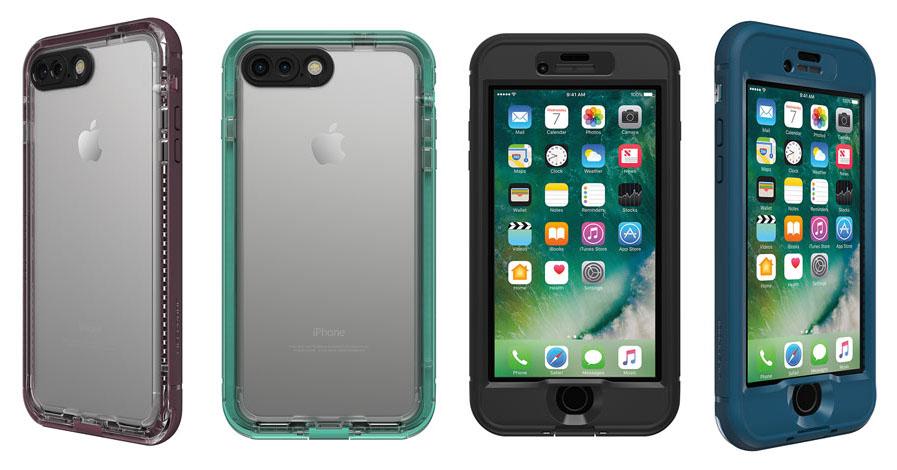 Lifeproof NUUD case voor iPhone 7