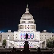 Capitool: inauguratie van Donald Trump