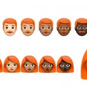 Roodharige emoji komen eraan: overleg op Apple's hoofdkwartier