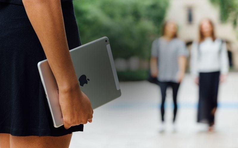 iPad studenten