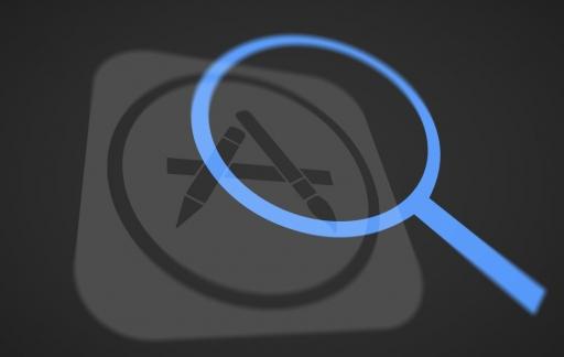 iOS App Store zoeken