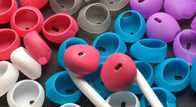 EarPods siliconen hoesjes