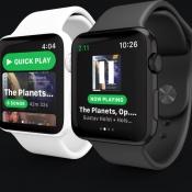 Spotty is een aankomende Spotify-app voor de Apple Watch