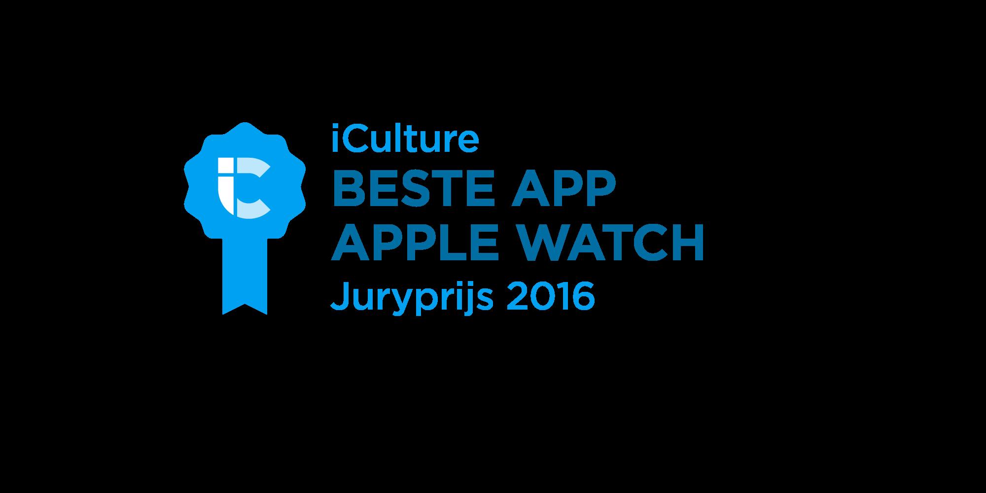 iCulture Beste Apple Watch-app 2016
