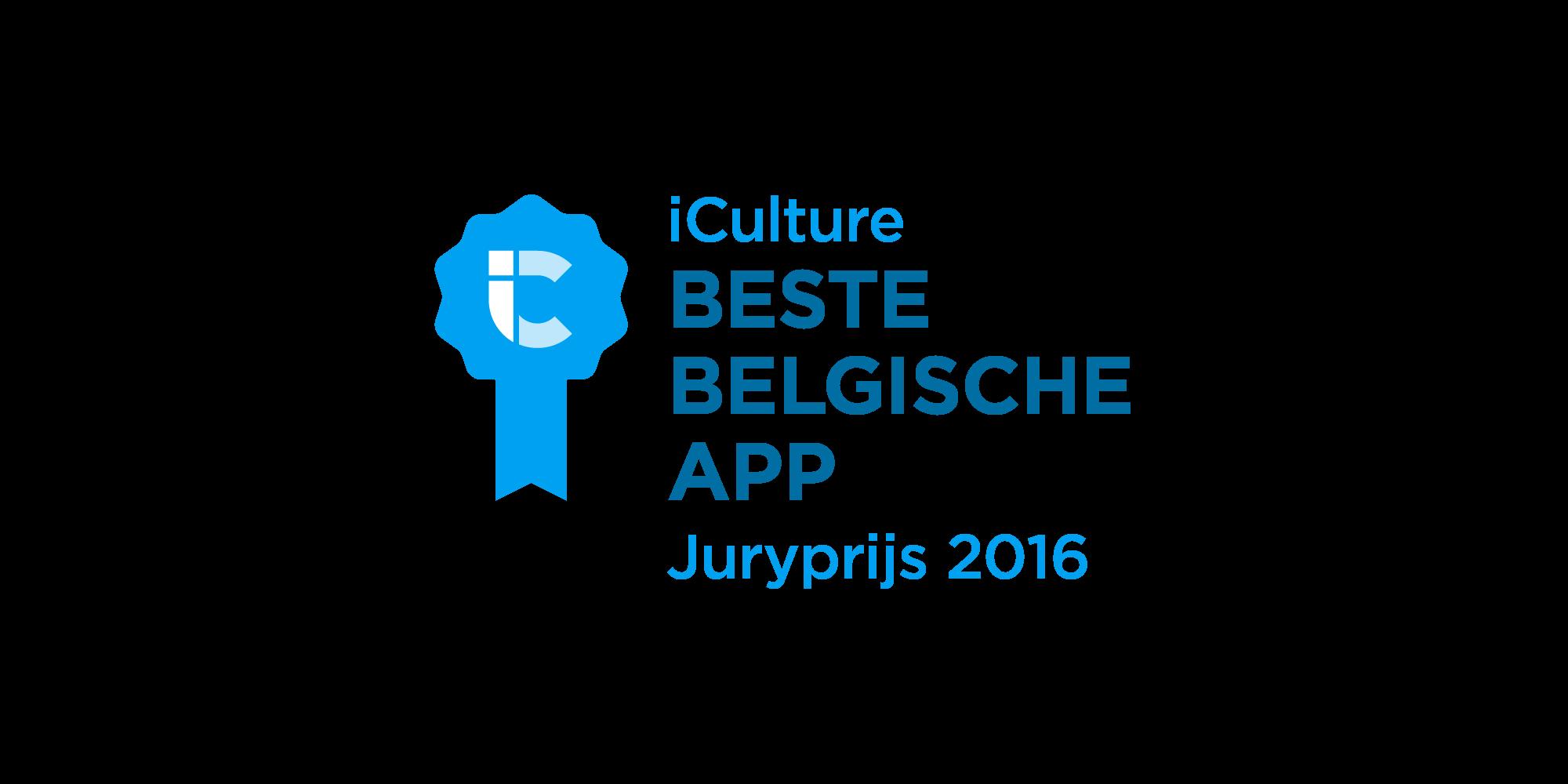 iCulture Beste Belgische App 2016