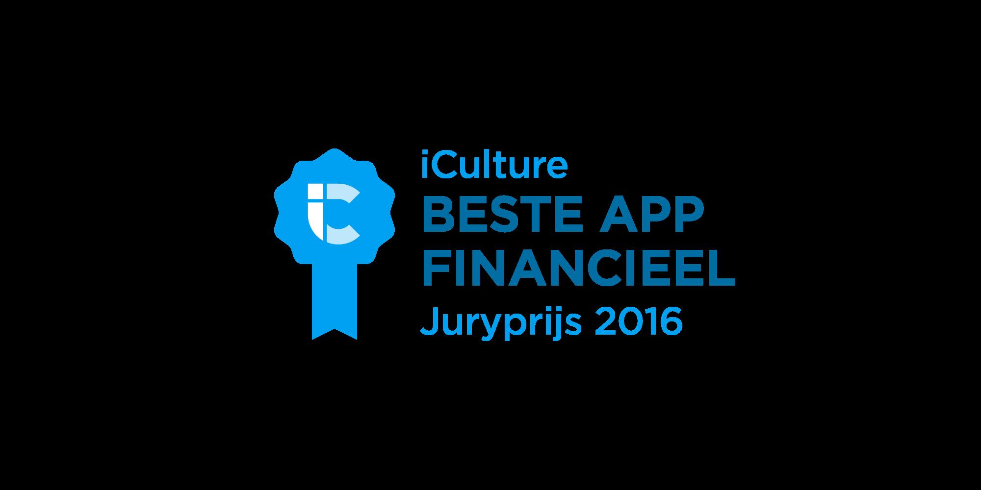 iCulture Beste App Financieel 2016
