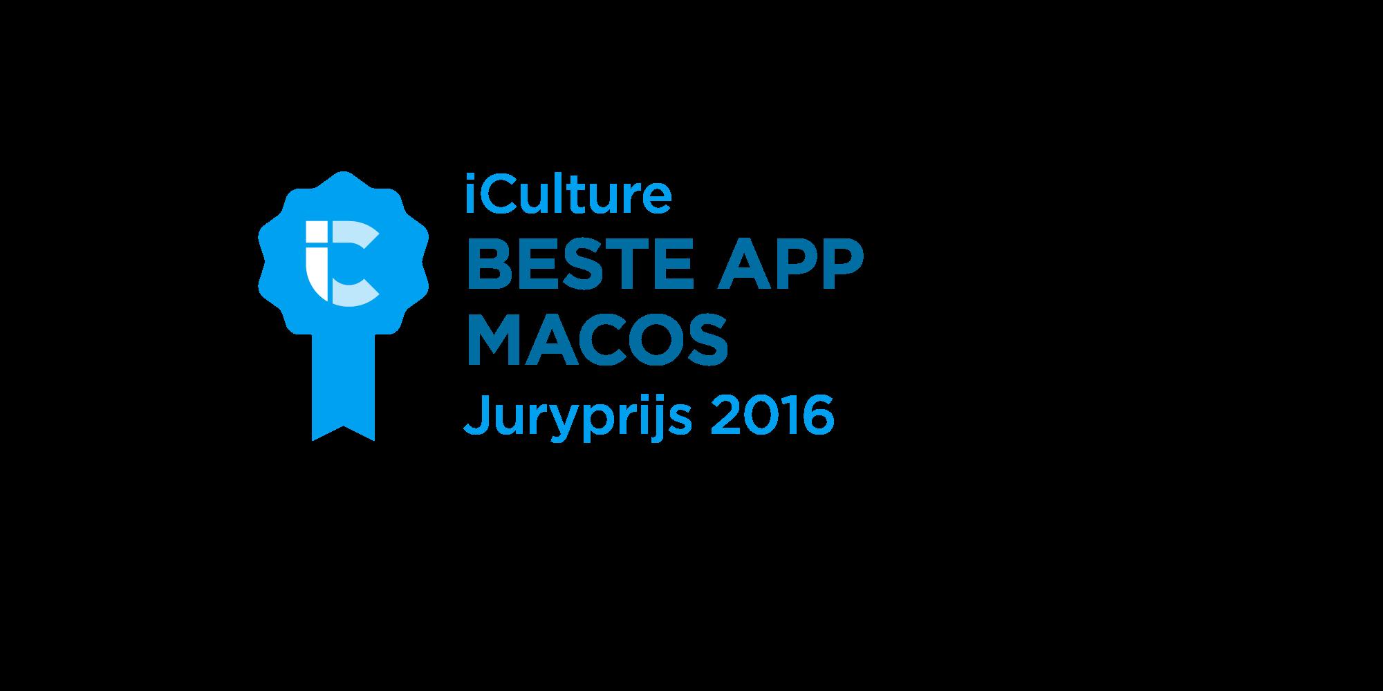 iCulture Beste App macOS 2016