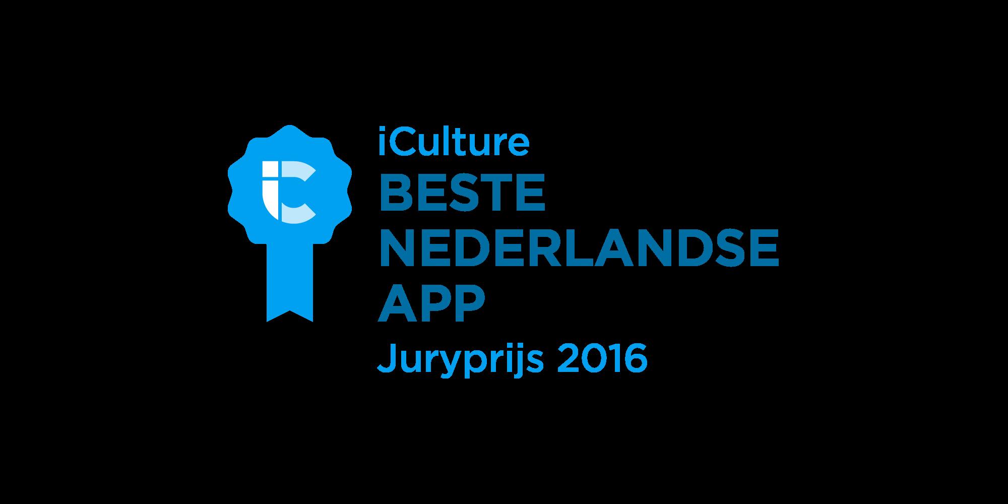 iCulture Beste Nederlandse Apps 2016