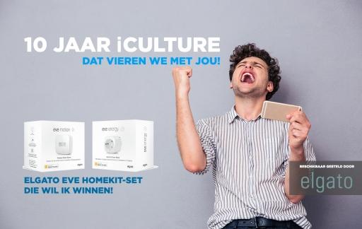 iCulture winactie: Elgato Eve HomeKit-set