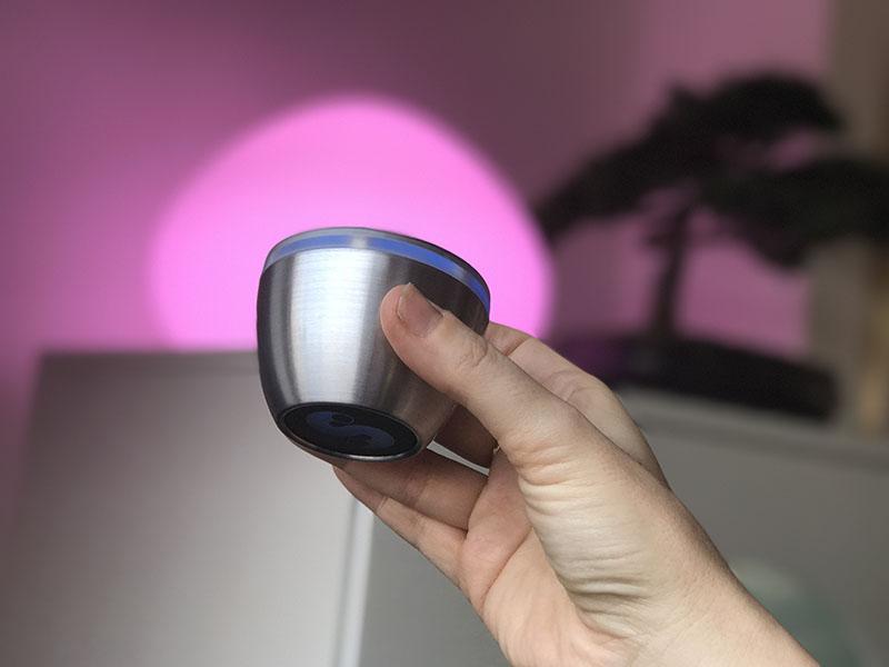 Spin Remote: lampen bedienen
