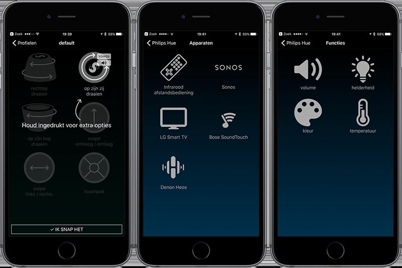 Spin Remote-app