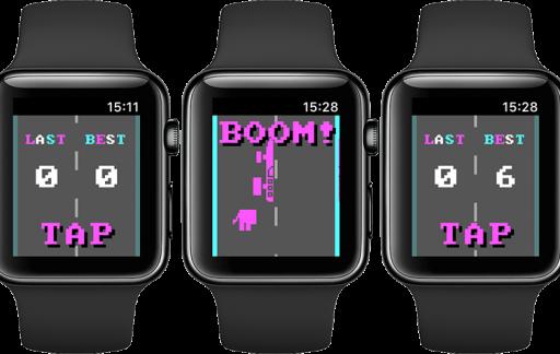 Donkey-game voor Apple Watch