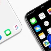 iPhone 8 randloos concept