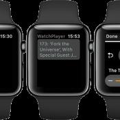 Review: WatchPlayer speelt podcasts af via de Apple Watch-speaker