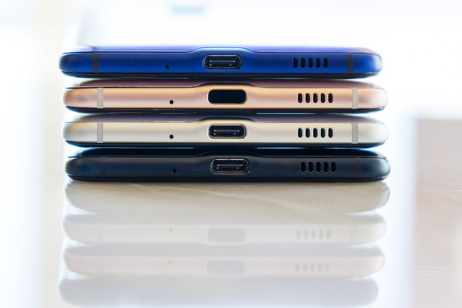 HTC USB-C-aansluiting op HTC U Ultra.