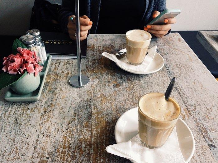 Koffietentje Foursquare