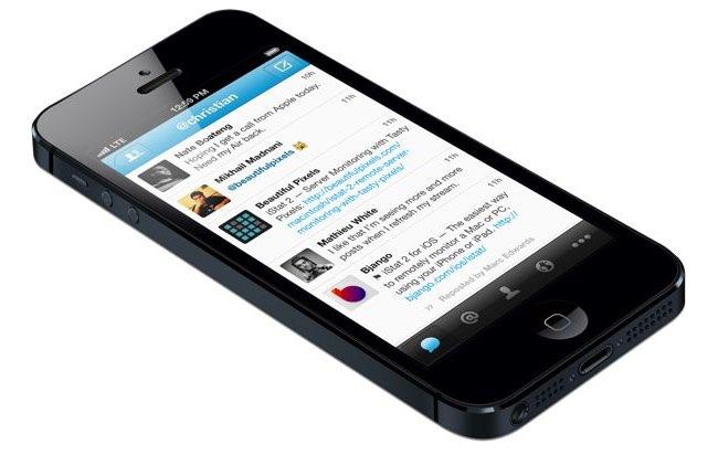 Stream voor iPhone, een App.net-app