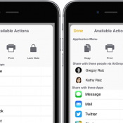 Zo kan Apple het onoverzichtelijke deelmenu in iOS verbeteren