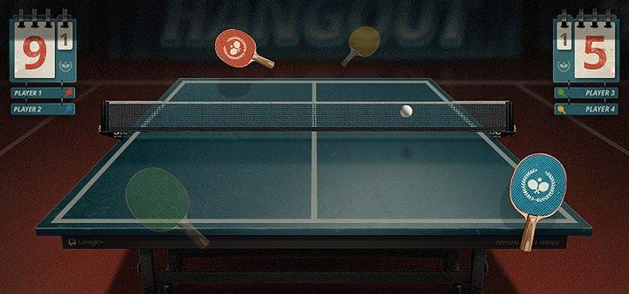 Ping Pong Hangout