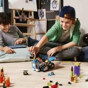 LEGO Boost leert kinderen programmeren met blokjes