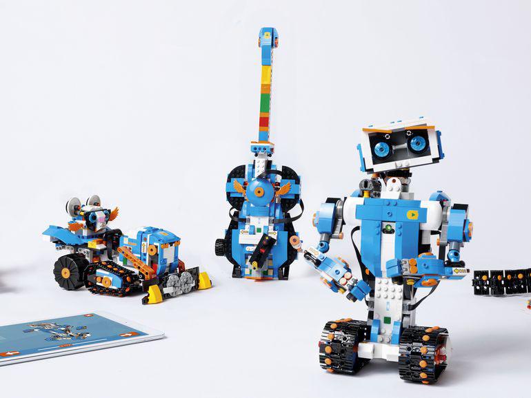 Lego Boost bouwwerken