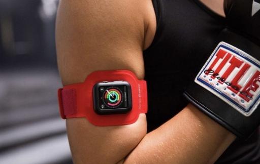 ActionSleeve voor Apple Watch