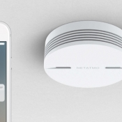 Netatmo Smart Smoke Alarm is een rookmelder met HomeKit