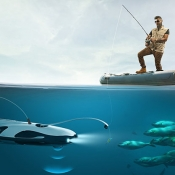 PowerRay onderwater-drone