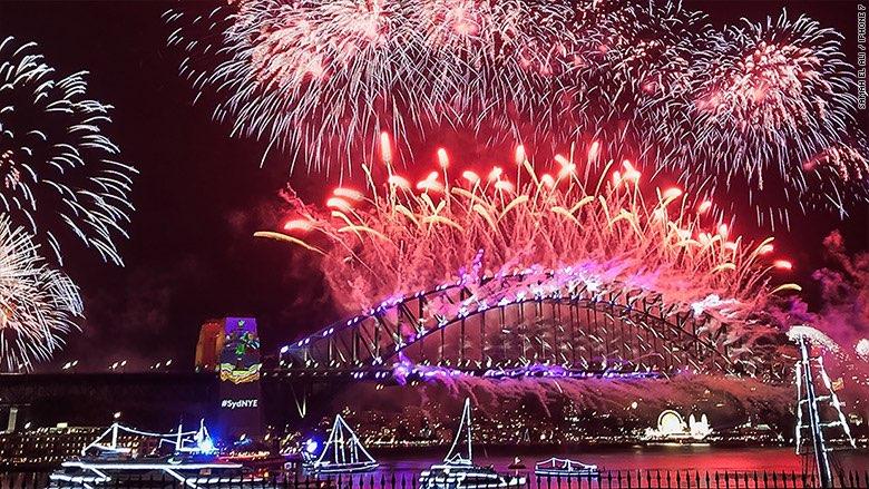 Oud & Nieuw Australië