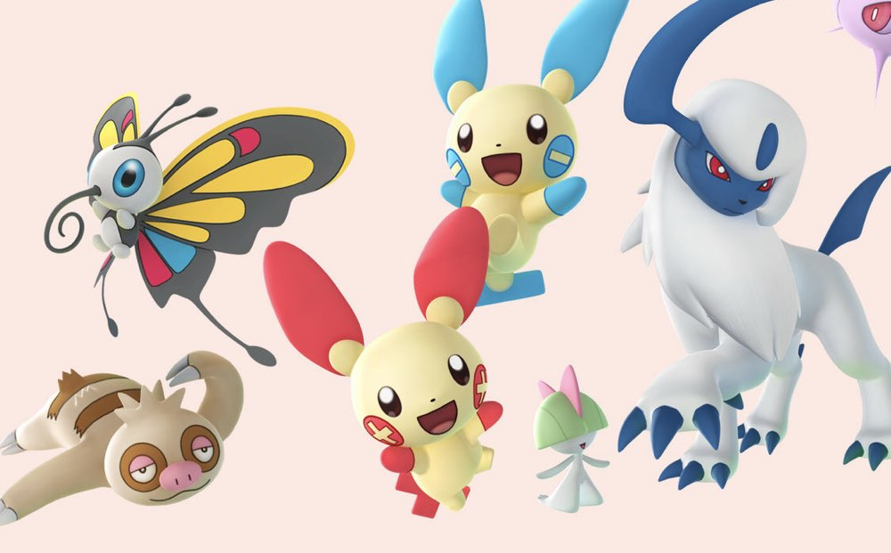 Derde generatie Pokemon