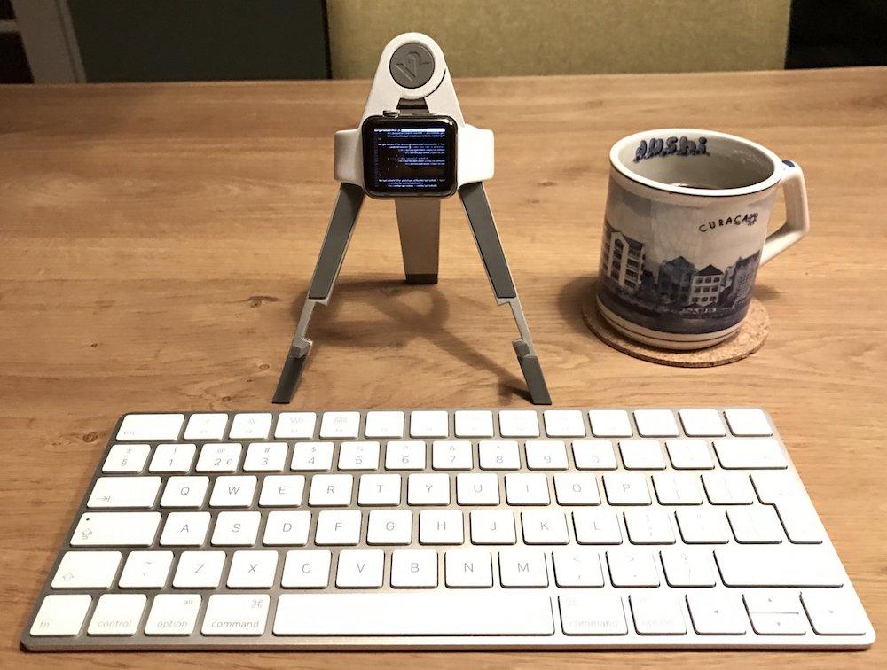 Programmeren op Apple Watch: de setup