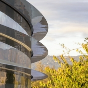 Apple Park met Steve Jobs Theater is de nieuwe naam van Apple Campus 2