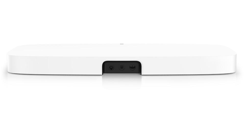 Sonos Playbase achterkant.