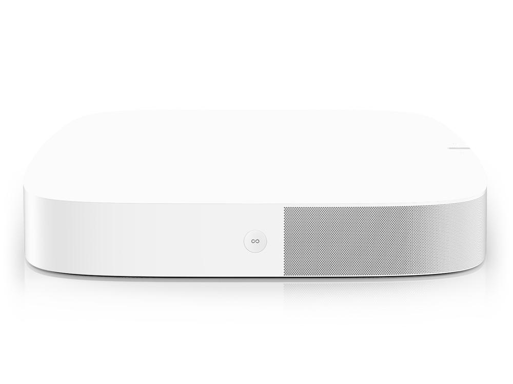Sonos Playbase zijkant.