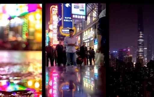 iPhone 7 ad Tokio Shanghai